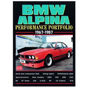 BMW Alpina Performance Portfolio Linwar BMW Spares - Bmw alpina accessories