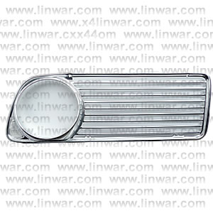 Front Grille Rh Silver 1600 2002 Ti Tii 09 73 Metal