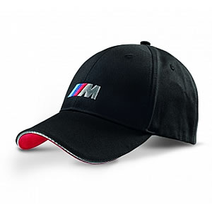 bmw baseball cap with embroiderd m tech m logo linwar. Black Bedroom Furniture Sets. Home Design Ideas